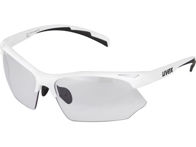 UVEX Sportstyle 802 V Occhiali, bianco
